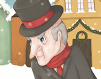 Children's book | Christmas Carol