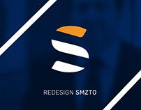 SMZTO | Rebranding