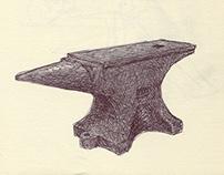 Cuaderno de Dibujos / Sketchbook