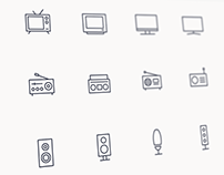 Appliance Icon Design