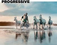 Progressive - by Jaap Vliegenthart