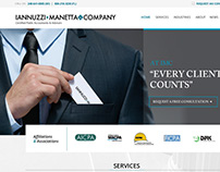 Web Design: IMC CPA Re-design
