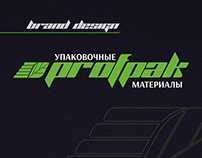 PROFPAK | Brand Design | Packaging Materials