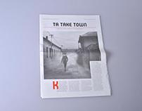 Ta Take Town I/1