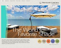 Treasure Garden Website