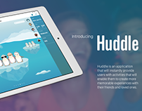 Huddle - Emotions App