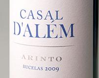 Casal d'Álem Wine