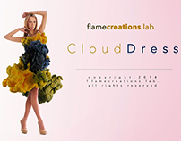 Cloud Dress of Flame Creations LAB