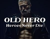OLD HERO - FONT