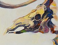 Le portrait du Monsieur Os de cerf