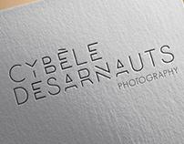 Logo - Cybèle Desarnauts photographe