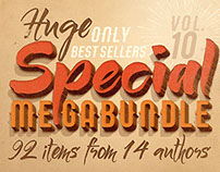 Only Best Sellers – Mega Bundle! Special vol.10