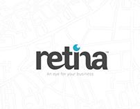 Retina Logotype