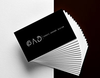 Curate Around Design Branding