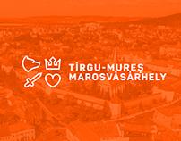 TÎRGU-MUREȘ/ MAROSVÁSÁRHELY CITY BRANDING