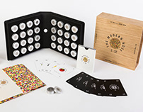 The Modern Nose – wine aroma tasting kit