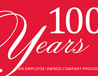 STV 100-year Anniversary Rebranding Program