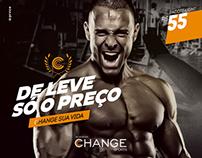 Change | Postagens fanpage