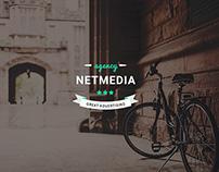 NetMedia Agency - Logo