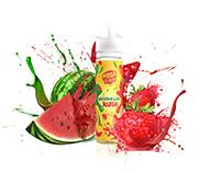 Verdict Vapors - Watermelon Rush