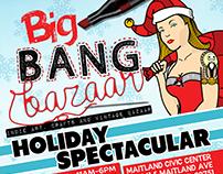 Big Bang Bazaar Flyer