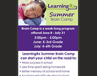 LearningRx ad (May 2015 - EdConnect)