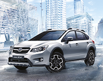 Subaru XV Adventure
