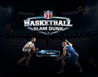 Game UI Design: Basketball