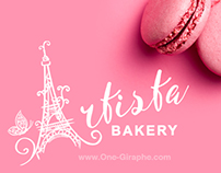 Artista Bakery - for sale! www.One-Giraphe.com