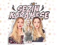 Sezin Karameşe - Youtube Banner
