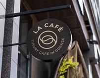 La cafe | brand identity