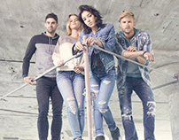 Buckle - Tried & True Denim Campaign