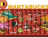 Martabucks Mural Project