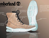 Timberland recyclable lifestyle shoe for PDX people