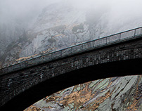 Devil's bridge / Switzerland