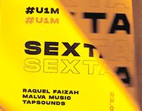 Sexta - Poster / Party / Social Media