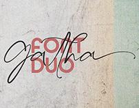 GATHA - FREE FONT