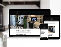 Site Web Jérome Lessard
