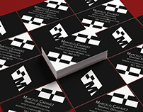 MTech Design Business Cards