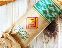 Food Support Co. Branding