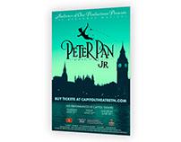 Poster: Peter Pan Jr.