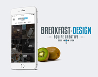 Breakfast-Design