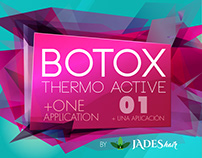 Design for Botox Thermo Active, JadesHair.