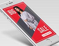 Louzan Sale campaign
