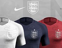 England 2017/18 | Nike Concept