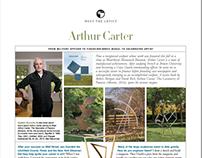 CTC&G November 2016 Issue - Meet the Artist