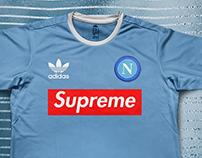 Napoli Street Soccer | Supreme | Concept