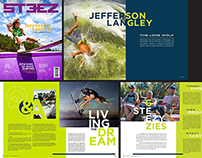 Steez Magazine Creation