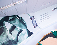 Frankenstein TGAR English Classroom Design