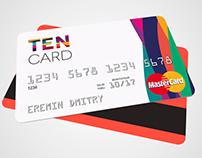 Ten Card